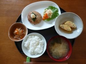 手作りの昼食